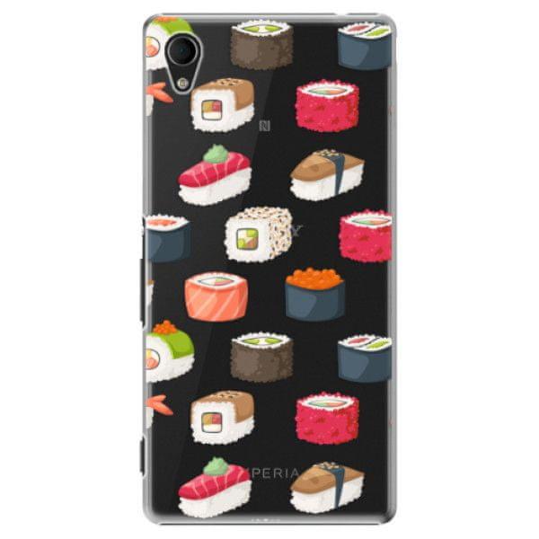 iSaprio Plastový kryt - Sushi Pattern pro Sony Xperia M4 Aqua