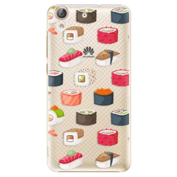 iSaprio Plastový kryt - Sushi Pattern pro Huawei Y6 II