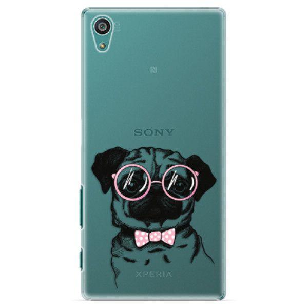 iSaprio Plastový kryt - The Pug pro Sony Xperia Z5