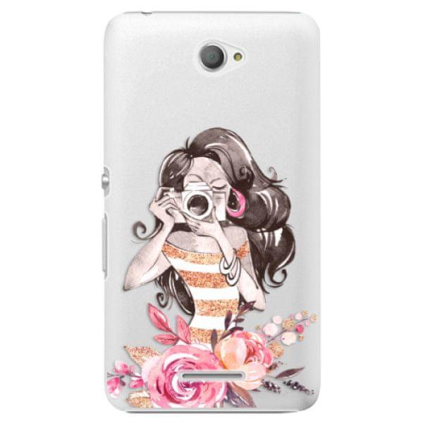 iSaprio Plastový kryt - Charming pro Sony Xperia E4