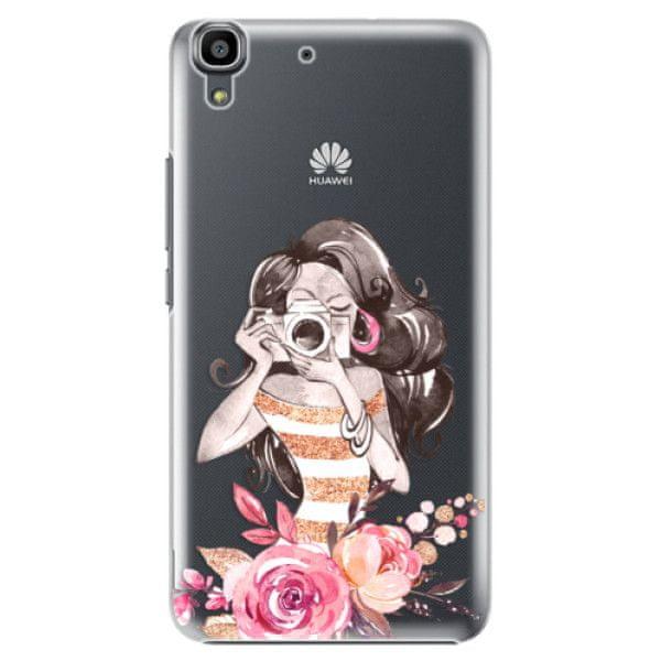 iSaprio Plastový kryt - Charming pro Huawei Y6