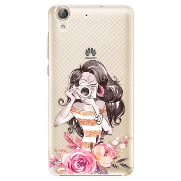 iSaprio Plastový kryt - Charming pro Huawei Y6 II