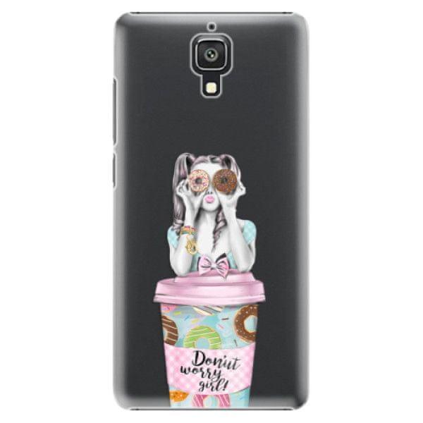 iSaprio Plastový kryt - Donut Worry pro Xiaomi Mi4