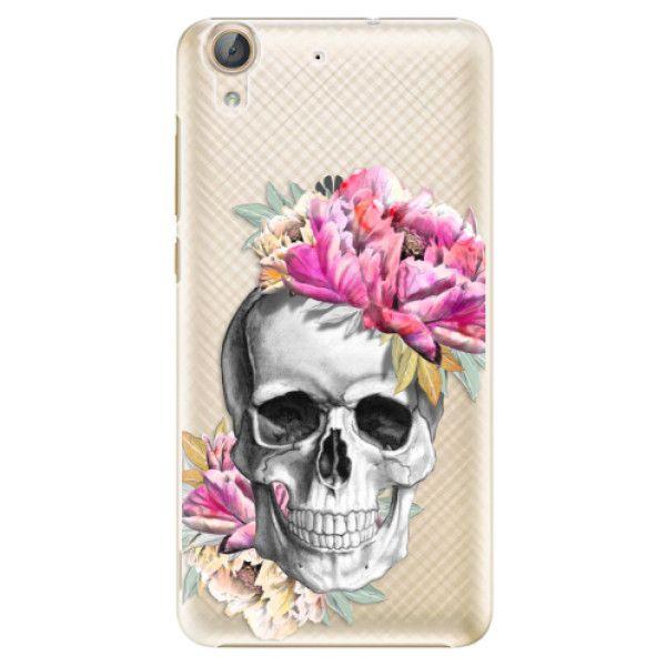 iSaprio Plastový kryt - Pretty Skull pro Huawei Y6 II