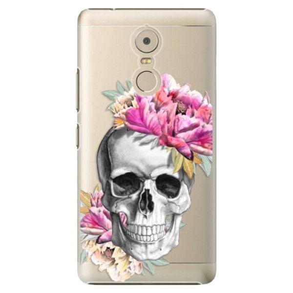 iSaprio Plastový kryt - Pretty Skull pro Lenovo Vibe K6 Note