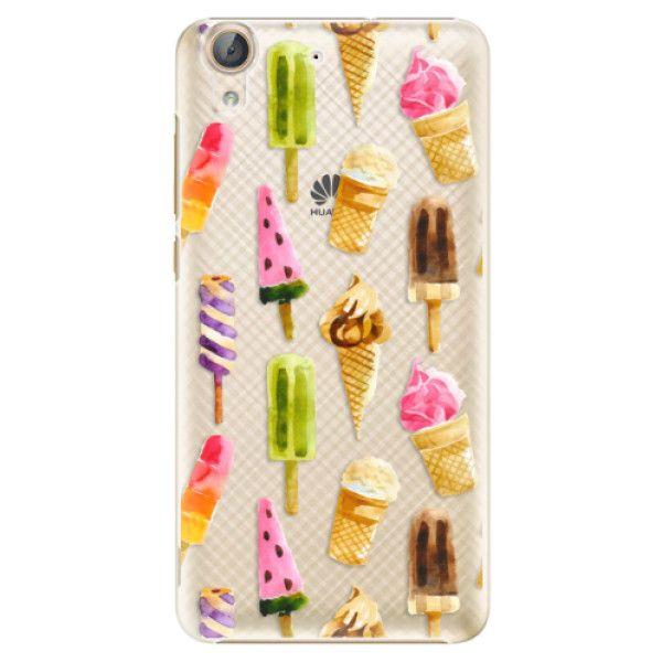 iSaprio Plastový kryt - Ice Cream pro Huawei Y6 II