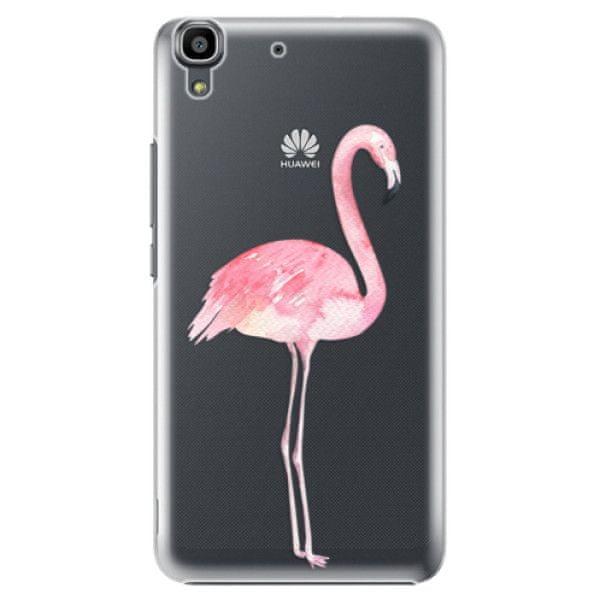 iSaprio Plastový kryt - Flamingo 01 pro Huawei Y6