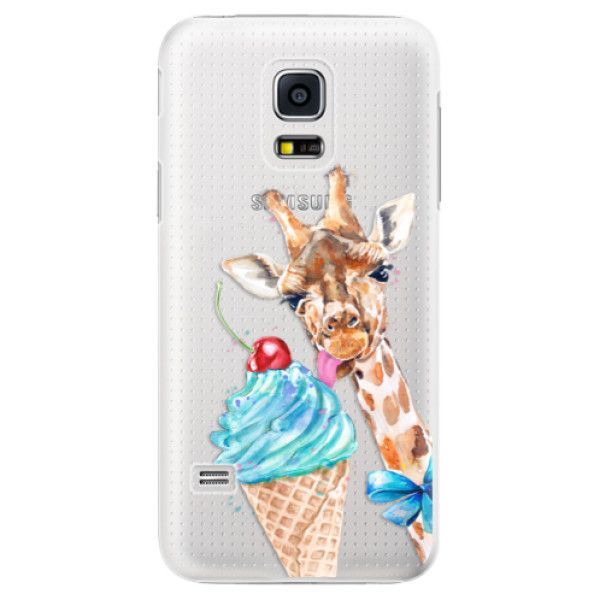 iSaprio Plastový kryt - Love Ice-Cream pro Samsung Galaxy S5 Mini