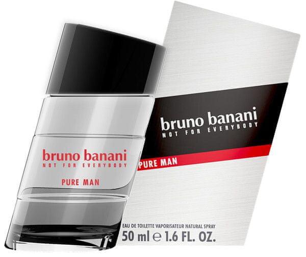 Bruno Banani Pure Man - EDT 50 ml