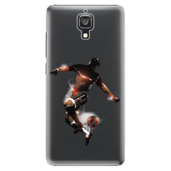 iSaprio Plastový kryt - Fotball 01 pro Xiaomi Mi4