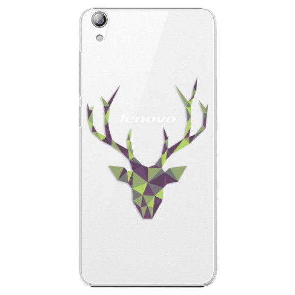 iSaprio Plastový kryt - Deer Green pro Lenovo S850
