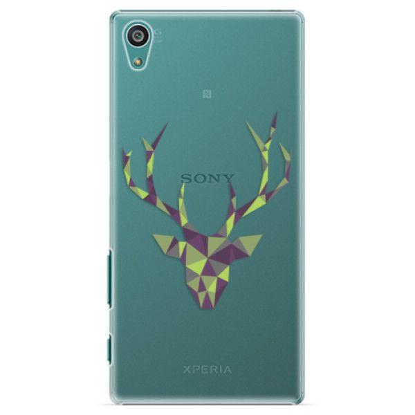 iSaprio Plastový kryt - Deer Green pro Sony Xperia Z5