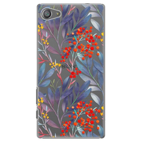 iSaprio Plastový kryt - Rowanberry pro Sony Xperia Z5 Compact