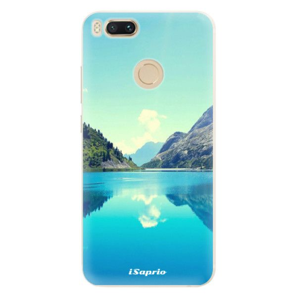 iSaprio Silikonové pouzdro - Lake 01 pro Xiaomi Mi A1