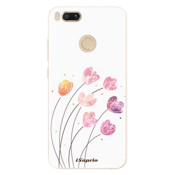 iSaprio Silikonové pouzdro - Flowers 14 pro Xiaomi Mi A1