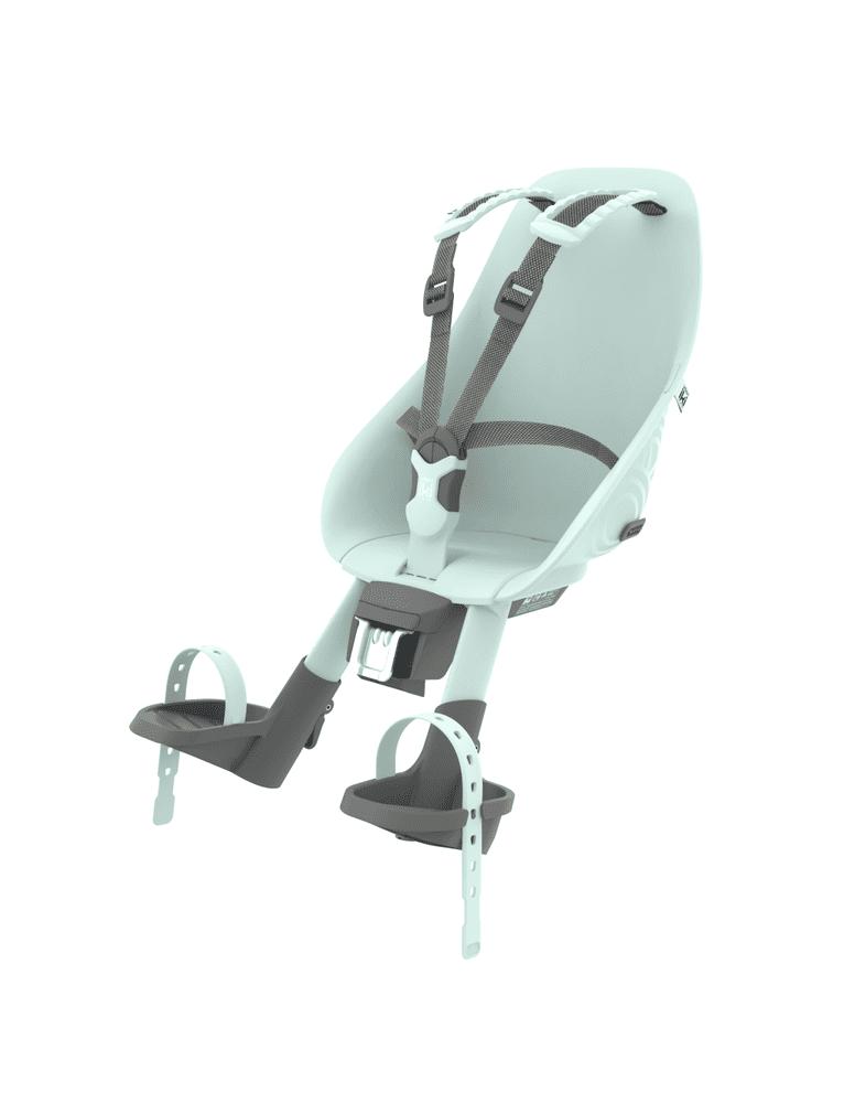 Urban Iki Přední sedačka na kolo - světle modrá