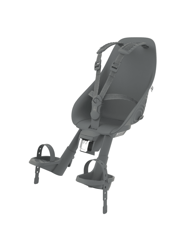 Urban Iki Přední sedačka na kolo - černá