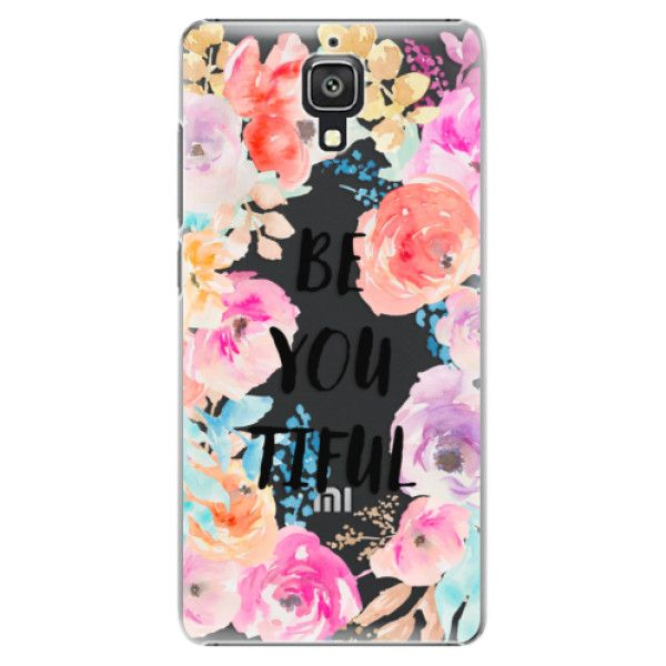 iSaprio Plastový kryt - BeYouTiful pro Xiaomi Mi4
