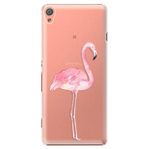 iSaprio Plastový kryt - Flamingo 01 pro Sony Xperia XA
