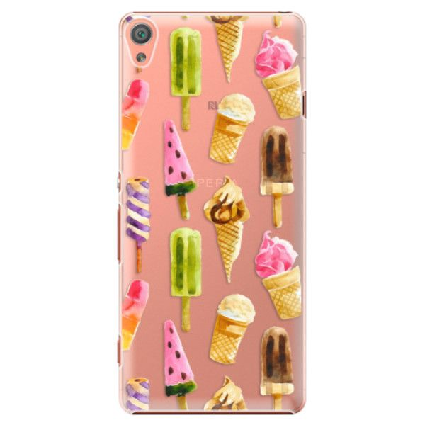 iSaprio Plastový kryt - Ice Cream pro Sony Xperia XA