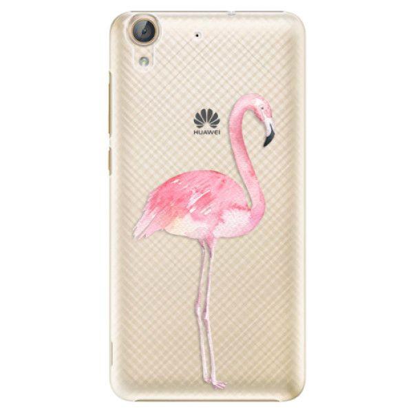 iSaprio Plastový kryt - Flamingo 01 pro Huawei Y6 II