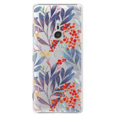 iSaprio Plastové pouzdro iSaprio - Rowanberry - Sony Xperia XZ3