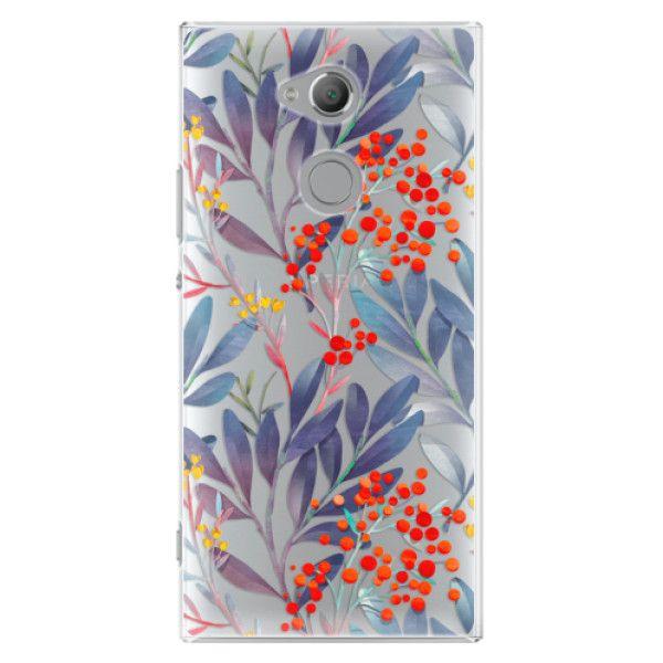 iSaprio Plastový kryt - Rowanberry pro Sony Xperia XA2 Ultra
