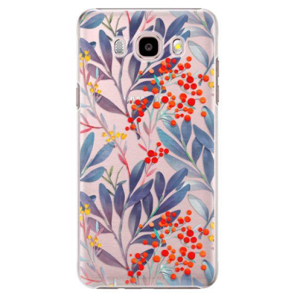 iSaprio Plastový kryt - Rowanberry pro Samsung Galaxy J5 (2016)