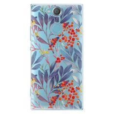 iSaprio Plastové pouzdro iSaprio - Rowanberry - Sony Xperia XA2