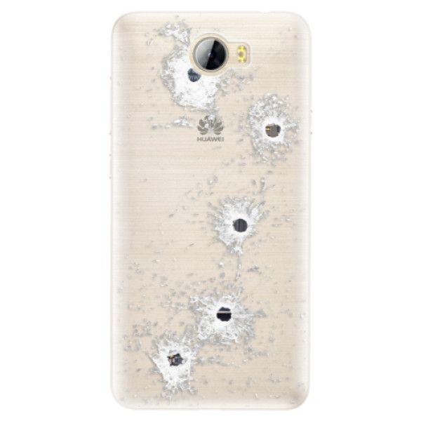 iSaprio Silikonové pouzdro - Gunshots pro Huawei Y5 II