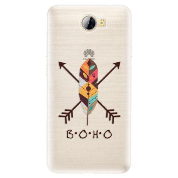 iSaprio Silikonové pouzdro - BOHO pro Huawei Y5 II