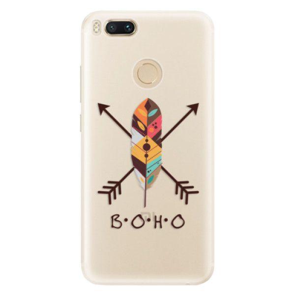 iSaprio Silikonové pouzdro - BOHO pro Xiaomi Mi A1