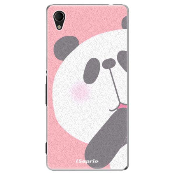 iSaprio Plastový kryt - Panda 01 pro Sony Xperia M4 Aqua