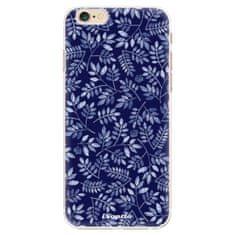 iSaprio Plastový kryt - Blue Leaves 05 pre Apple iPhone 6