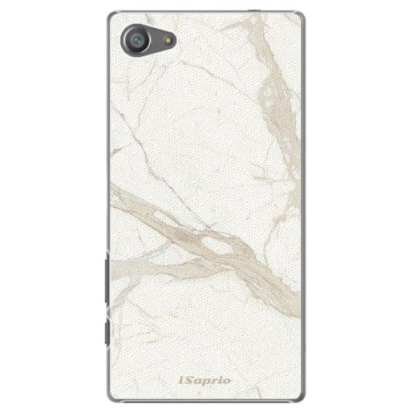 iSaprio Plastový kryt - Marble 12 pro Sony Xperia Z5 Compact