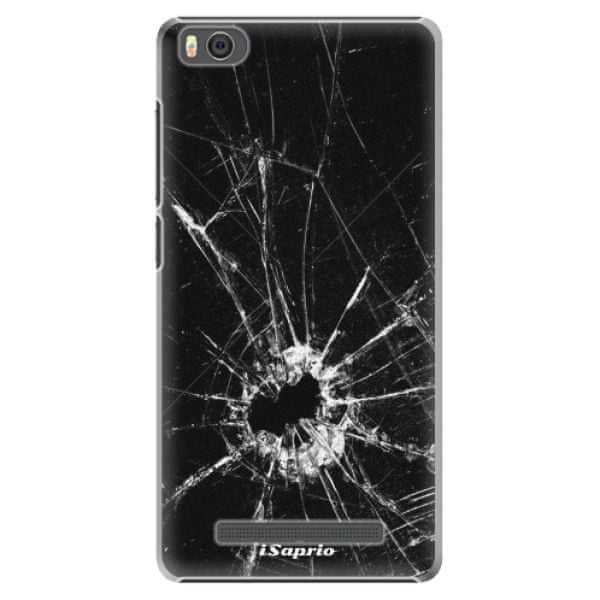 iSaprio Plastový kryt - Broken Glass 10 pro Xiaomi Mi4C