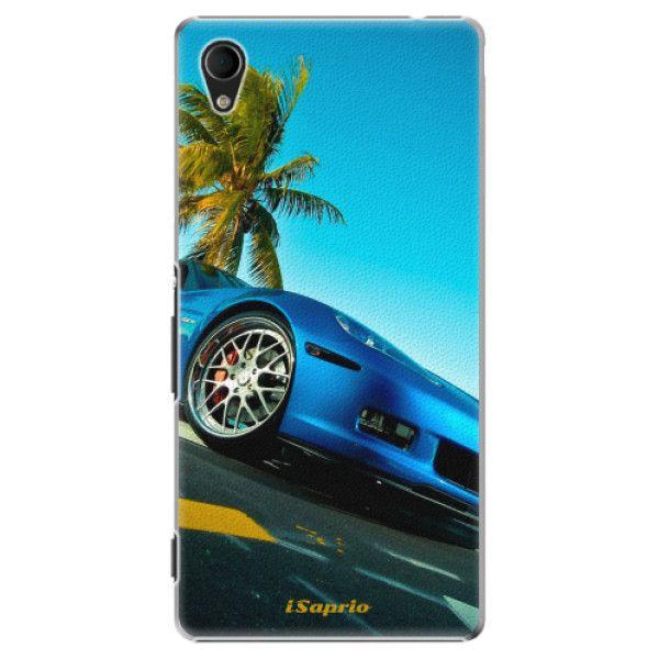 iSaprio Plastový kryt - Car 10 pro Sony Xperia M4 Aqua