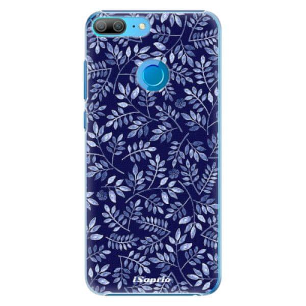 iSaprio Plastový kryt - Blue Leaves 05 pro Honor 9 lite