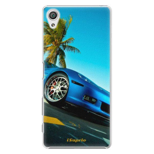 iSaprio Plastový kryt - Car 10 pro Sony Xperia X