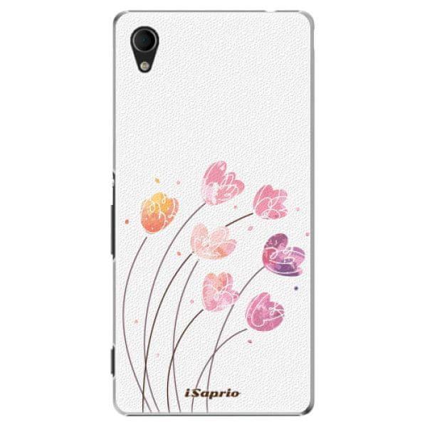 iSaprio Plastový kryt - Flowers 14 pro Sony Xperia M4 Aqua