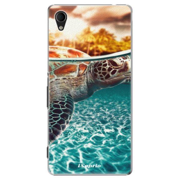iSaprio Plastový kryt - Turtle 01 pro Sony Xperia M4 Aqua