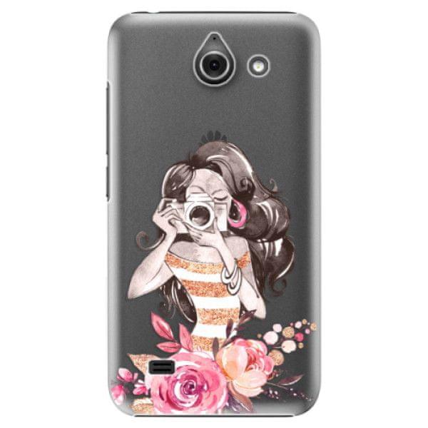 iSaprio Plastový kryt - Charming pro Huawei Y550