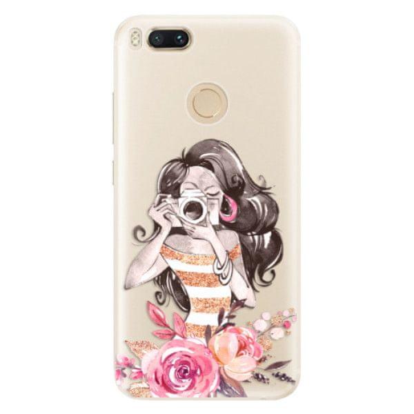 iSaprio Silikonové pouzdro - Charming pro Xiaomi Mi A1
