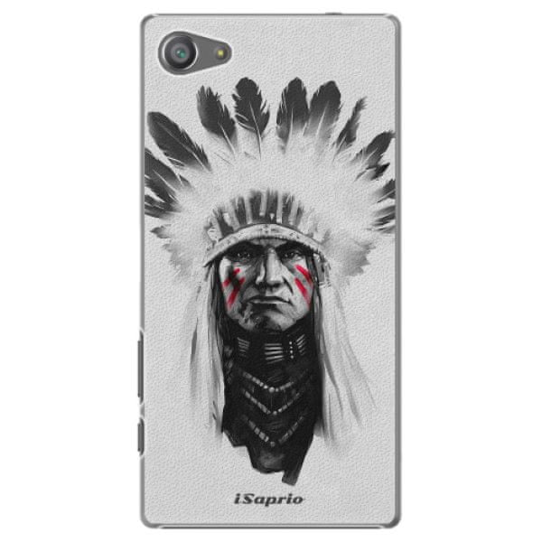 iSaprio Plastový kryt - Indian 01 pro Sony Xperia Z5 Compact