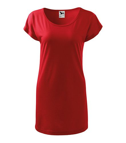 Malfini Tričko/šaty dámské Malfini LOVE 123