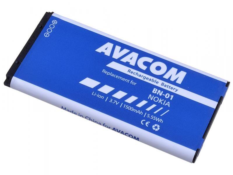 Avacom Baterie do mobilu Nokia X Android Li-Ion 3,7V 1500mAh (náhrada BN-01)