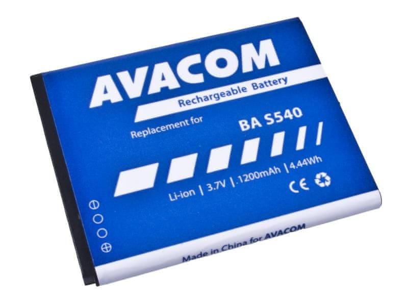 Avacom Baterie do mobilu HTC Wildfire S Li-Ion 3,7V 1200mAh (náhrada BD29100)