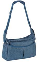 Babymoov Urban Bag previjalna torba, modra