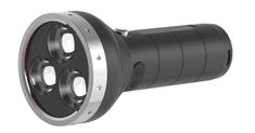 LEDLENSER MT18 ročna svetilka, 3 x Xtreme LED, akumulatorska (v škatli)