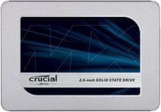"Crucial MX500, 2,5"" - 500GB CT500MX500SSD1"